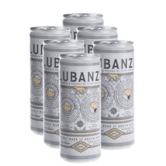 Lubanzi Chenin Blanc Can Image